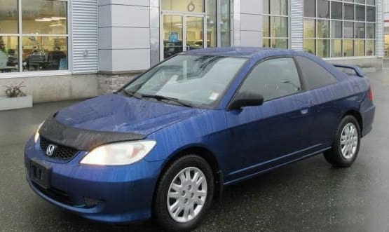 Honda Civic 2004 2005