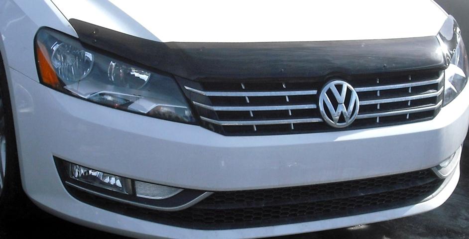 Volkswagen Passat 2012 2015 Formfit Hood Protector