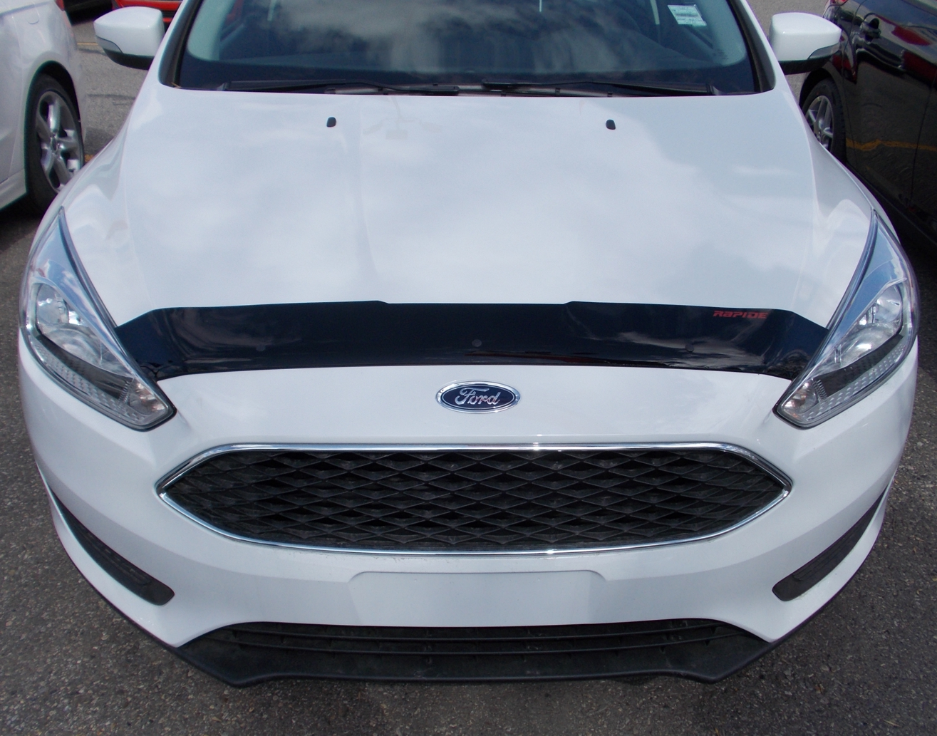 Ford focus 2015 up