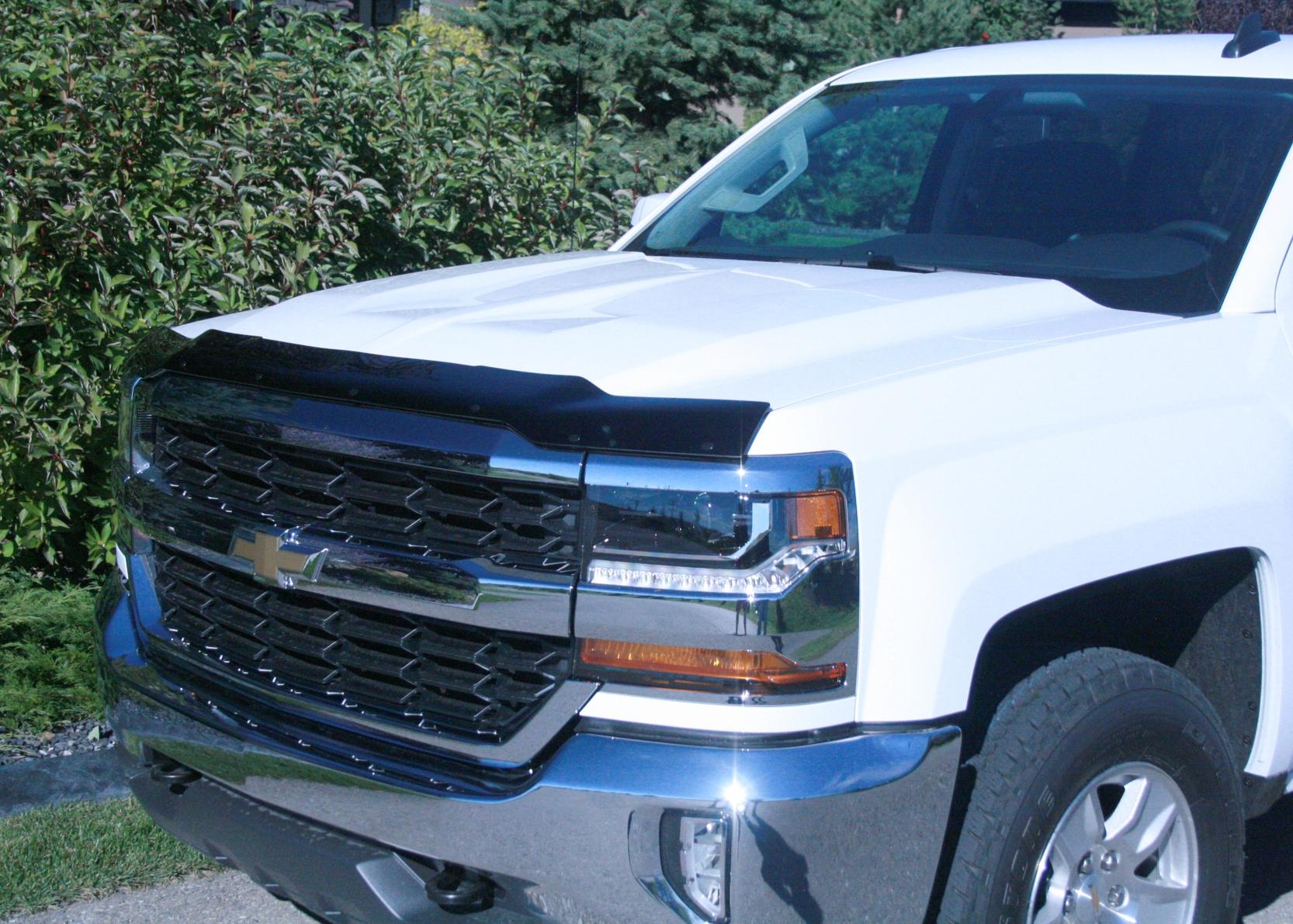 2000 Chevrolet Silverado 1500 >> Chevrolet Silverado (2016-up) FormFit Hood Protector