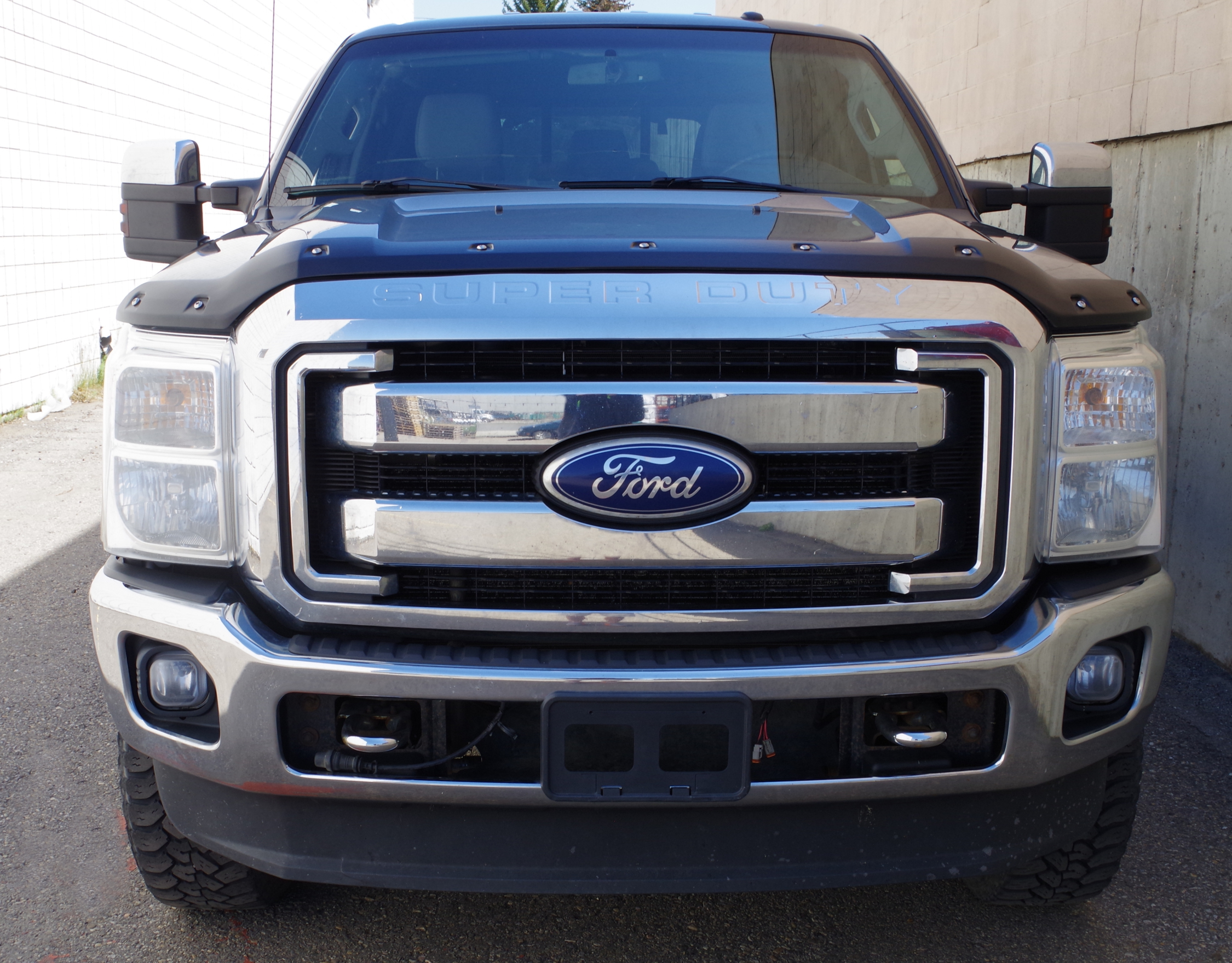 Ford Super Duty F250 F350 2011 2016 Textured Tough Guard