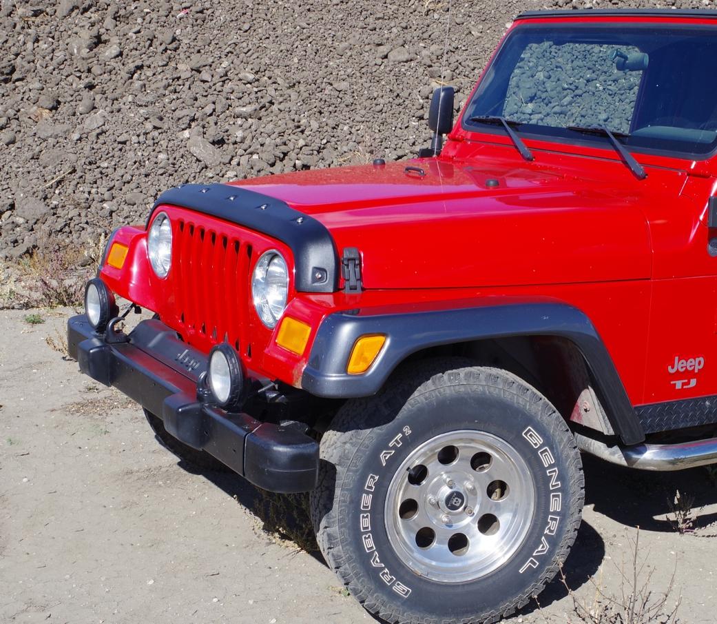 Jeep Wrangler TJ (1996-2006) Textured Tough Guard
