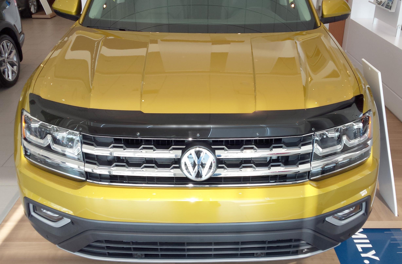 Volkswagen Atlas (2018) FormFit Hood Protector