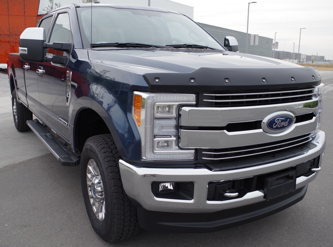 2018 Ford Super Duty Order Guide >> Ford Super Duty (2017-2019) Textured Tough Guard