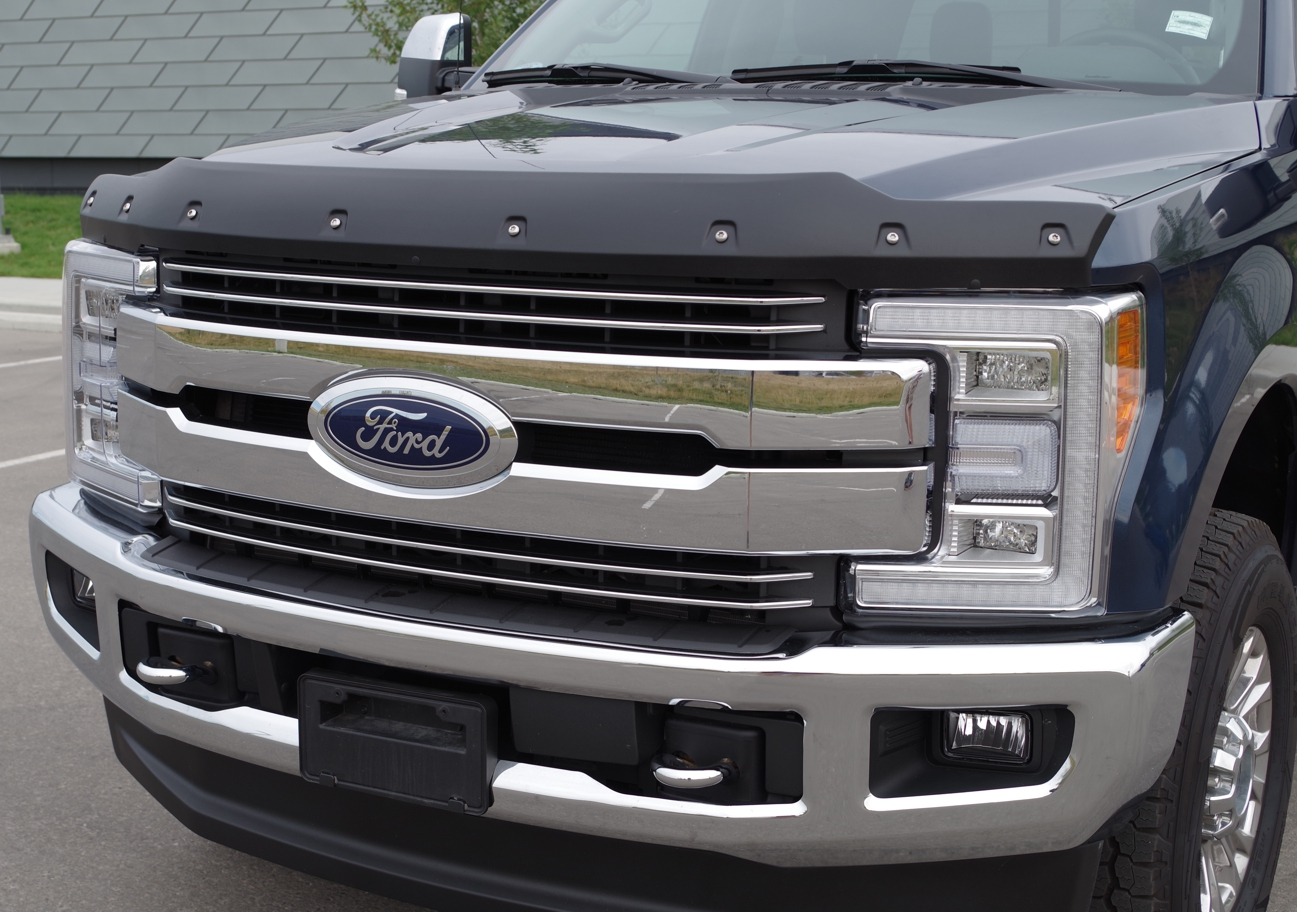 Ford Super Duty (2017-2019) Smooth Tough Guard