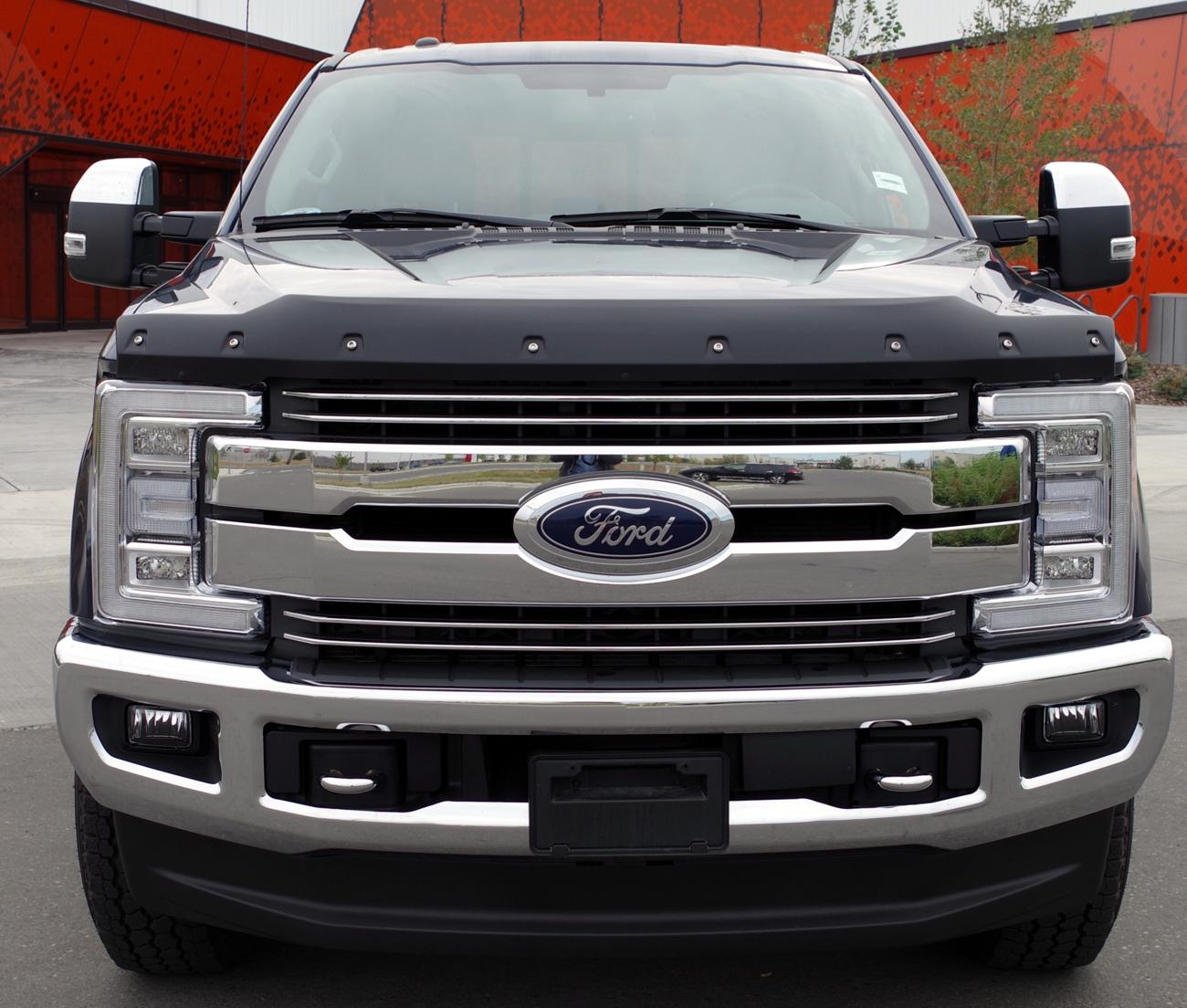 Ford Super Duty (2017-2019) Textured Tough Guard
