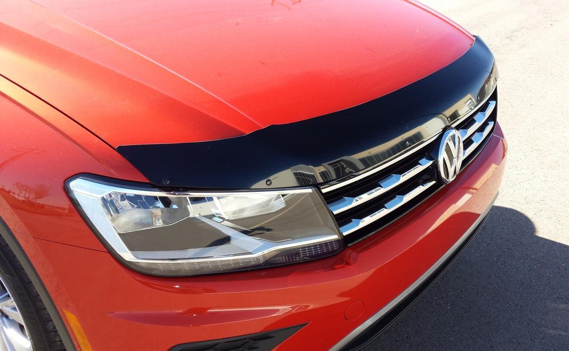 Volkswagen Tiguan (2018-up) FormFit Hood Protector