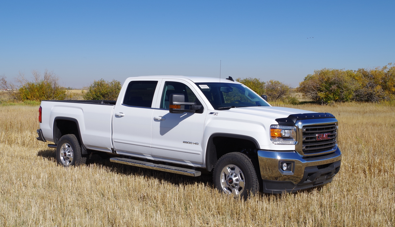 gmc sierra hd 2500 3500 diesel 2015 2016 smooth tough guard. Black Bedroom Furniture Sets. Home Design Ideas