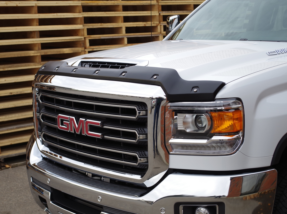gmc sierra hd 2500 3500 diesel 2017 up smooth tough guard. Black Bedroom Furniture Sets. Home Design Ideas