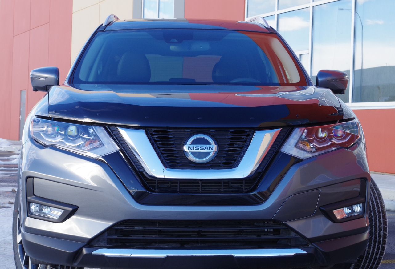Nissan Rogue Select >> Nissan Rogue (2014-up) FormFit Hood Protector