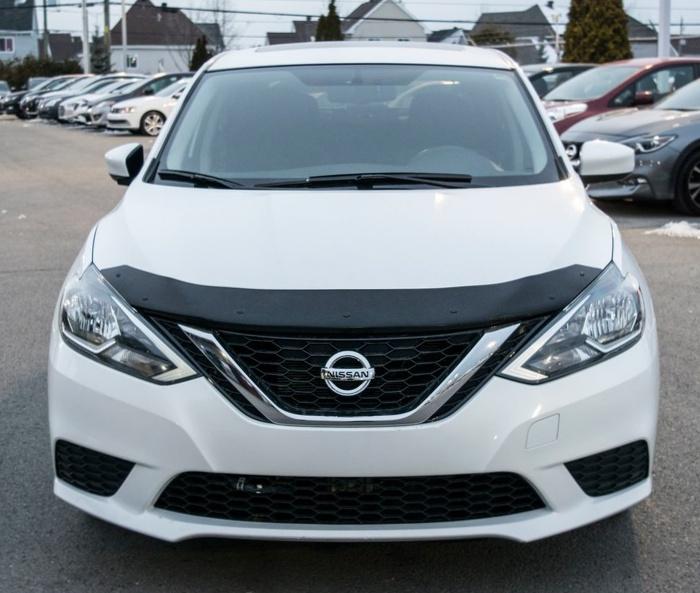 Nissan Sentra 2016 Up Formfit Hood Protector