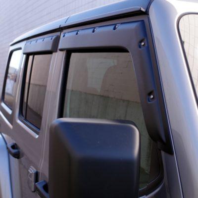 Jeep Wrangler Jl 2018 2019 Textured Tough Formfit Guard